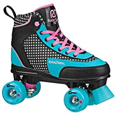 BUILT FOR FUN - these freestyle quad roller skates are made for your next adventure! INDOOR AND OUTDOOR - great for the park, rink, boardwalk, trail, sidewalk, and wherever you want! COMFORT AND CONTROL – cushy sneakers on a lightweight chassis, with...