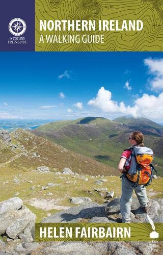 Northern Ireland: A Walking Guide (Walking Guides)