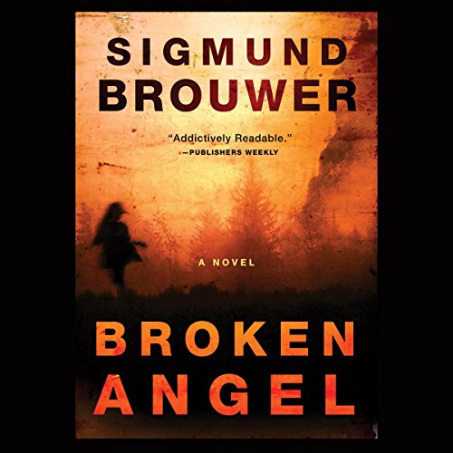 Broken Angel audiobook cover art