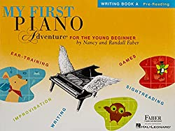 Kids Piano Lessons Vestavia - Faber My First Piano Adventure Writing Book