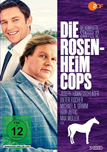 Die Rosenheim-Cops - Die komplette zwölfte Staffel [5 DVDs]
