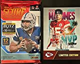 2019 Panini SCORE FACTORY SEALED FOOTBALL CARD PACK w/12 Cards - Look for KYLER MURRAY Rookie Cards and RARE GOLD PARALLELS - Includes Custom Novelty Patrick... rookie card picture