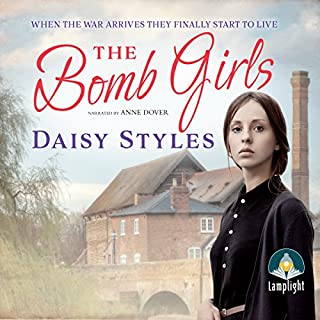 Couverture de The Bomb Girls