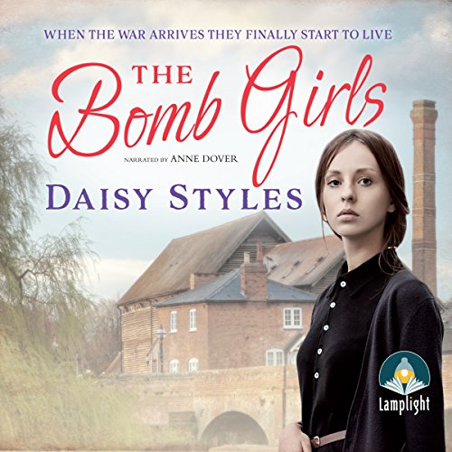 The Bomb Girls audiobook cover art