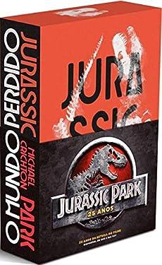 Jurassic Park 25 Anos - Caixa (Em Portugues do Brasil)