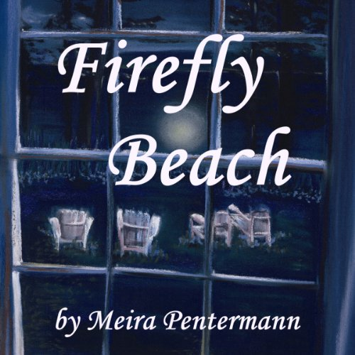 Firefly Beach audiobook cover art