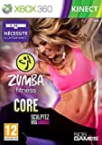 Zumba fitness core : sculptez vos abdos ! (jeu Kinect) [Importación francesa]