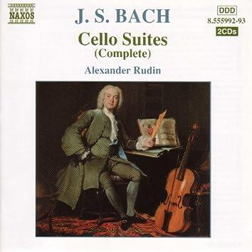 Bach, J.S.: Cello Suites Nos. 1-6, Bwv 1007-1012