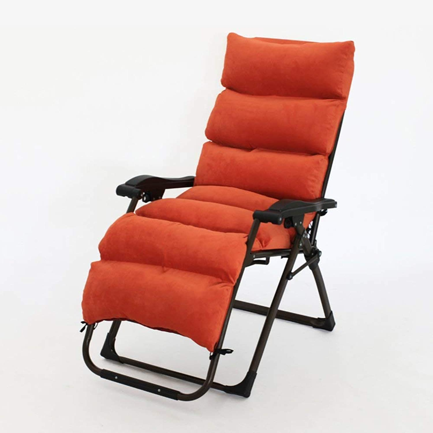 Folding Chair Lazy Sofa Office Chair Leisure Beach Chair Happy Chair Home Lazy Sofa (A Variety of colors Optional) (color    7)