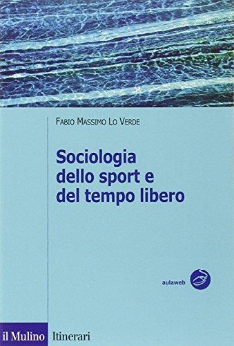 Sociologia dello sport e del tempo libero