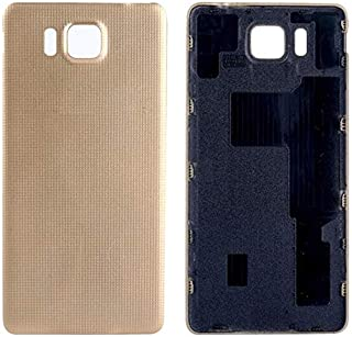 42767ae02bb Zhangli Tapa Trasera del telefono para Samsung Galaxy Alpha / G850 New Cubierta  Posterior contraportada (