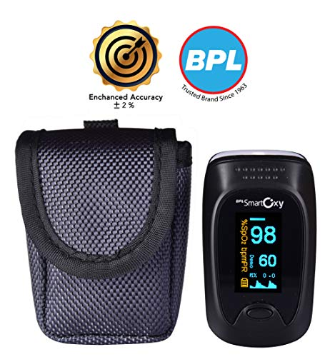 BPL Smart Oxy Fingertip Pulse Oximeter
