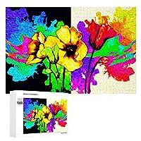 花油絵 500ピースのパズル木製パズル大人の贈り物子供の誕生日プレゼント1000ピースのパズル
