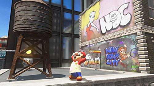Super Mario Odyssey (Nintendo Switch)
