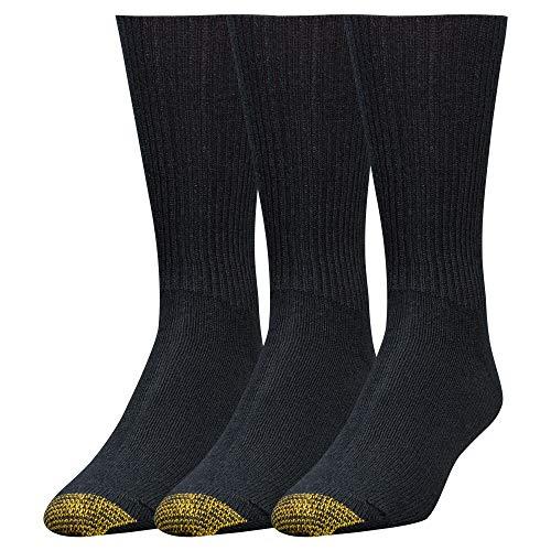 Gold Toe Blau Groesse 10-13 (Shoe Size 6-12.5) US /