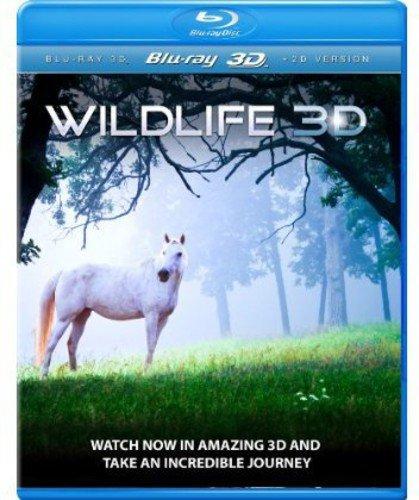 Wildlife 3D (Blu-Ray 3D + Blu-Ray)