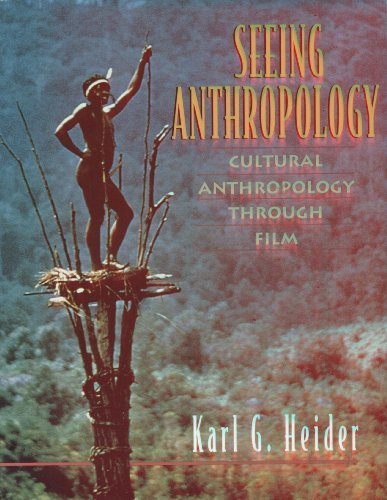by Karl G. Heider Seeing Anthropology: Cultural Anthropology Through Film(text only) [Paperback]1997