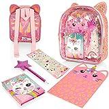 Style Girlz Caticorn - Juego de papelería para niñas, diseño de unicornio