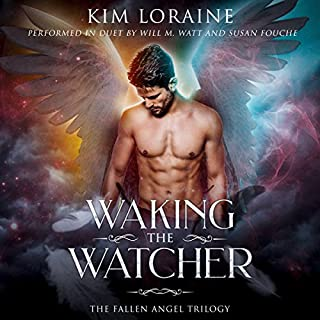 Waking the Watcher audiobook cover art