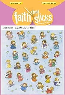 Angel Miniature (Faith That Sticks Stickers)