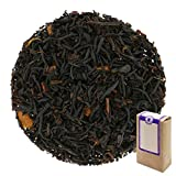 Núm. 1406: Té negro orgánico 'Canela negra' - hojas sueltas ecológico - 100 g - GAIWAN GERMANY - té negro de la India, cassia