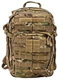 5.11 Tactical Military Backpack - RUSH12 - Molle Bag Rucksack Pack, 24...