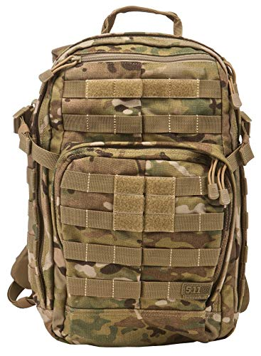 5.11 Tactical Rush 12 Back Pack Einheitsgröße Multicam