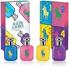 Ralph Lauren The Big Pony Miniature Collection for Women 4 Pc Mini Gift Set 0.5oz