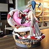 No Modelo de Juguete Personaje de Anime Serpiente de Gran tamaño Lady X Emperor Limited Estatua Muñeca Acción Figura de colección Estatua