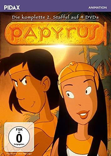 Papyrus - Staffel 2 / Weitere 26 Folgen der Serie nach der erfolgreichen Comicreihe von Lucien de Gieter (Pidax Animation)