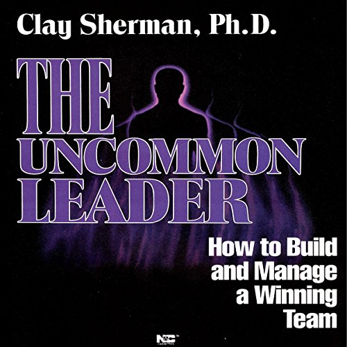 The Uncommon Leader audiobook cover art