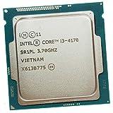 Intel Processore CPU Core I3-4170 3.7ghz Sr1pl Lga-1150 3mo 5gt/S