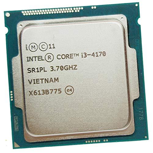 Price comparison product image Intel Processor CPU Core I3-4170 3.7ghz Sr1pl Lga-1150 3mo 5gt / S