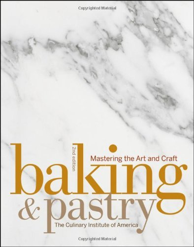 Baking and Pastry: Mastering the Art and Craft by The Culinary Institute of America(2009-05-04)