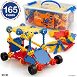 Play22 6027 165 Set-Stem Educational Construction Building Kids 3+ Best Toy Blocks Gift