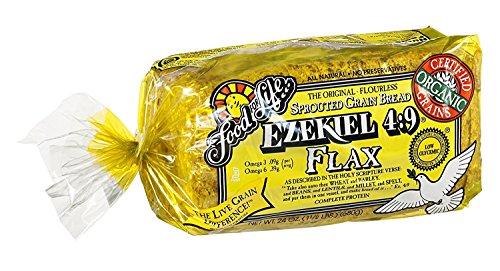 Food For Life, Bread Ezekiel 4:9 Organic, 24 Ounce