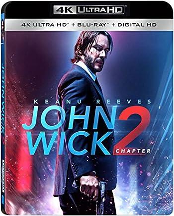John Wick: Chapter 2 - 4K Ultra HD