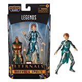 Hasbro Marvel Legends Series The Eternals Marvel's Sprite 6-Inch Action Figure Toy, Movie-Inspired Design, Includes 2 Accessories, Ages 4 and Up