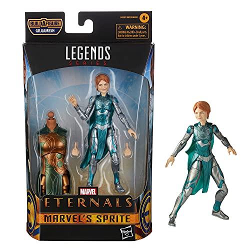 Boneca Marvel Legends Series The Eternals Figura de 15 cm e Acessórios Sprite - F0551 - Hasbro