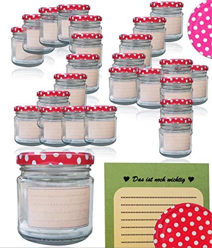SMIJOS süßes Babybrei Glas Aufbewahrung das gut in Jede Tasche passt l 200 ml kleine Einmachgläser mit Deckel zum Einfrieren geeignet l Babynahrung Behälter