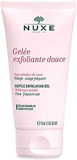 NUXE Gentle Exfoliating Gel for Sensitive Skin, 2.5 oz