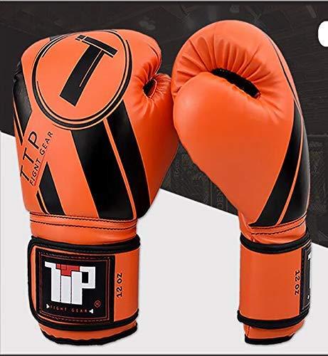Bokshandschoenen ademend mesh ontwerp zacht en comfortabel Geschikt for Fighting Training Taekwondo Sanda Handschoenen Bokszak Bescherm het polsgewricht, Gray, 10oz Bokshandschoenen en tas,leilims