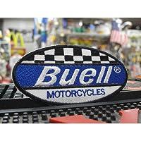 ワッペン Buell No.365 レーシング ワッペン ビューエル アメリカン雑貨 アメリカ雑貨