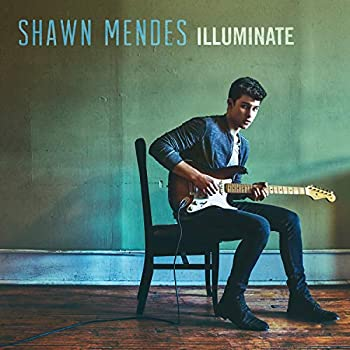 Lost Posters Album Cover Poster Thick Shawn Mendes Illuminate giclee Record LP Reprint 12x12