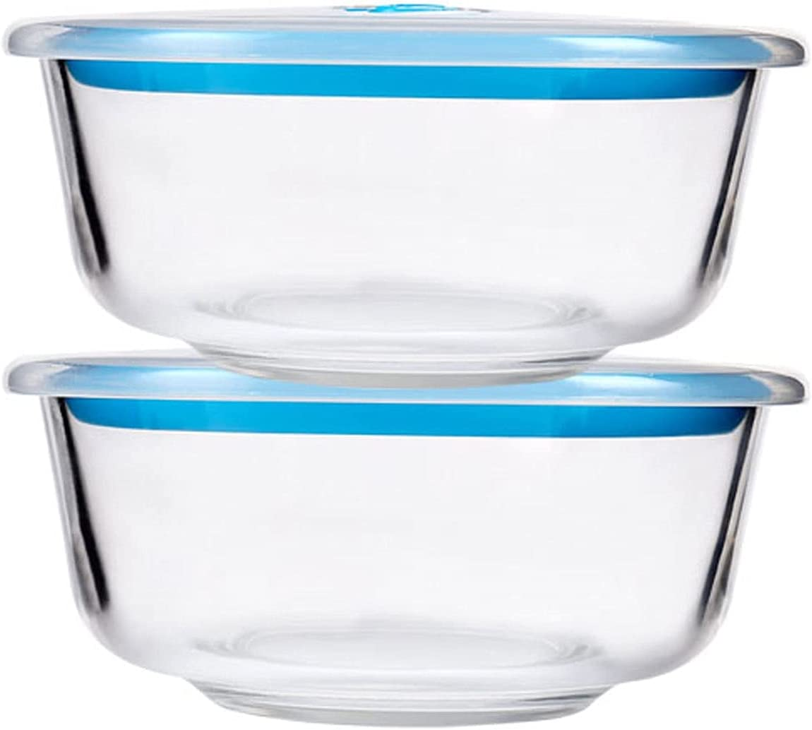 Salad Bowls Bowl 2-piece Multifunctional Regular discount Kitchen service 12oz Set