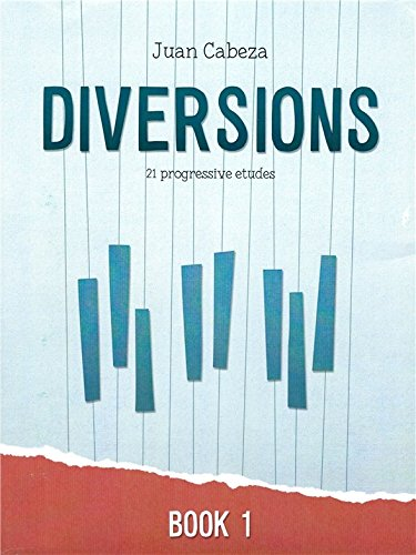 Piano Safari Diversions Book 1