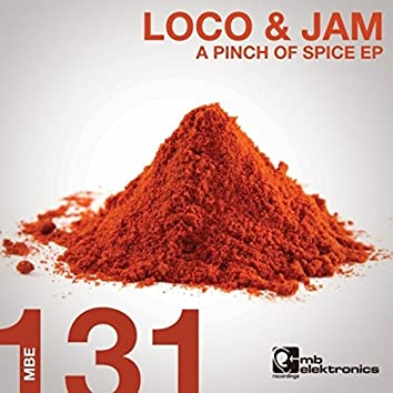 A Pinch Of Spice EP