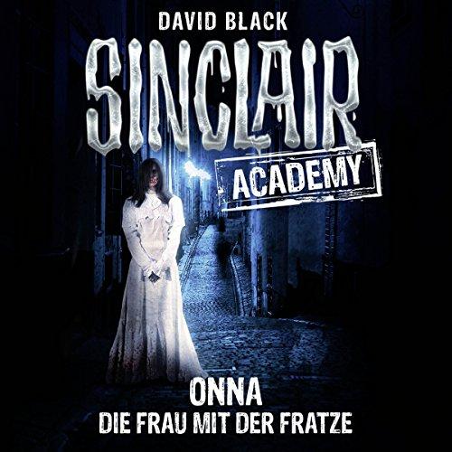 Onna - Die Frau mit der Fratze audiobook cover art