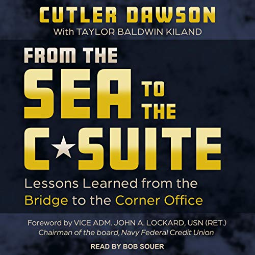 From the Sea to the C-Suite cover art