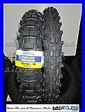 Par de neumáticos Michelin Enduro Medium 90/90-21 54R 140/80-18 70R